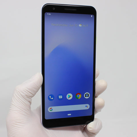 Google Pixel 3a 64GB Purple-ish - Unlocked
