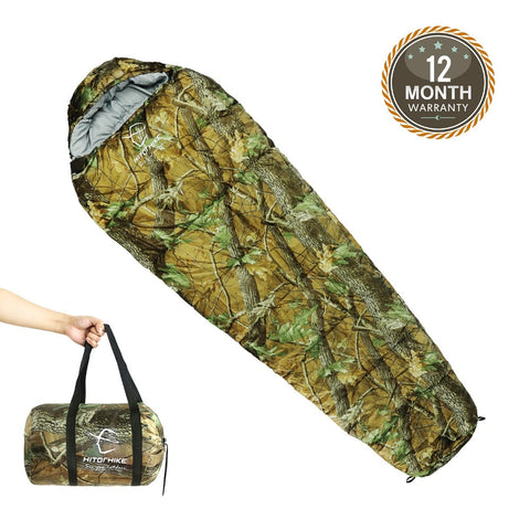Outdoor Sleeping Bag Mummy Ultra Light