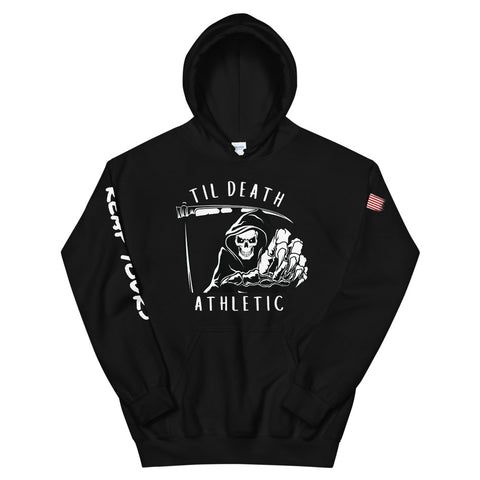 REAP YOURS - Til Death Athletic Apparel Unisex Hoodie