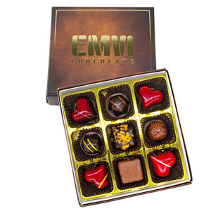 Gourmet Chocolate Assortment (18 Pieces)