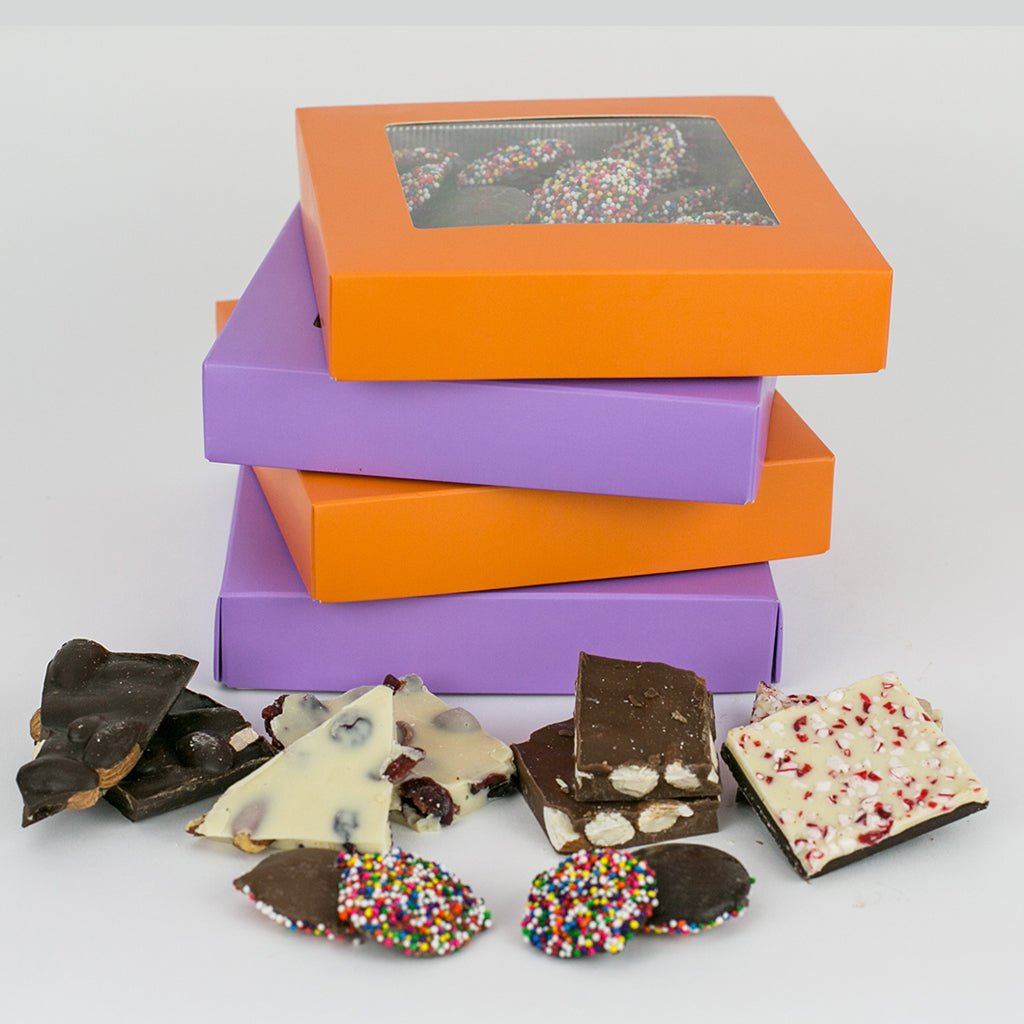 Chocolate Nonpareils - Boxed for Giving