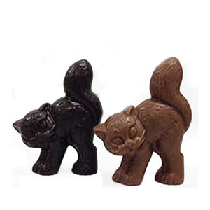 Place Setting  Chocolate Cats  (Pack of 12)