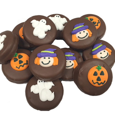 Chocolate Covered Halloween Oreo® Cookie Assortment (Pack of 12)