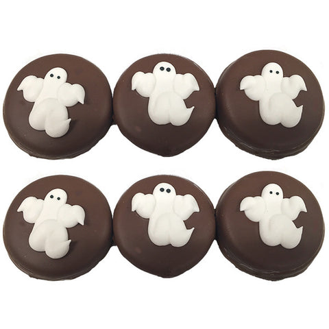 "Spooky ""Ghost"" Chocolate Covered Oreo® Cookies (Pack of 3)"