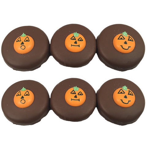 "Harvest ""Pumpkin"" Chocolate Covered Oreo® Cookies (Pack of 3)"