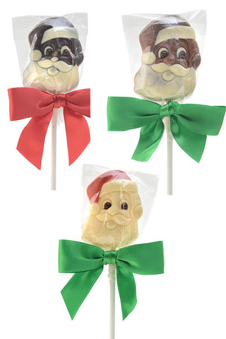 Santa Pops  (Pack of 6)
