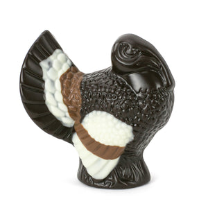 Fair Trade Chocolate Turkey - Dark Chocolate