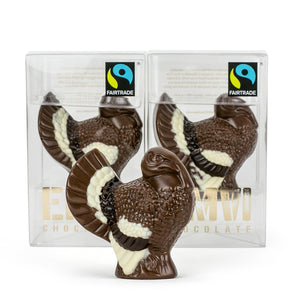 Fair Trade Chocolate Turkey