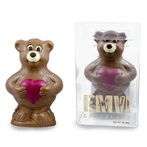 Valentine Chocolate Bear