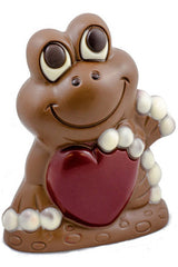 Chocolate Valentine Frog