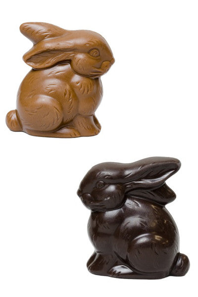 Place Setting Chocolate Bunnies (12 Bunnies)