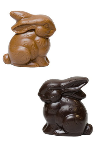 Place Setting Chocolate Bunnies (6)