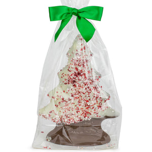 Chocolate Peppermint Christmas Tree