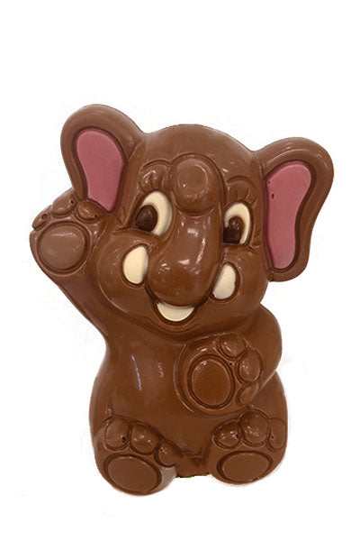 Sloan the Chocolate Elephant