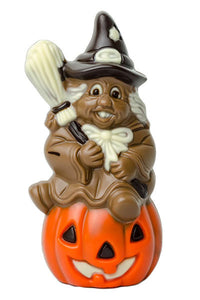Halloween Chocolate Witch