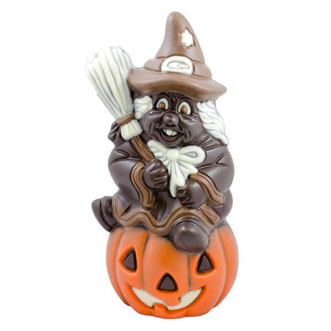 Dark Chocolate Witch for Halloween gifts & trick-or-treating