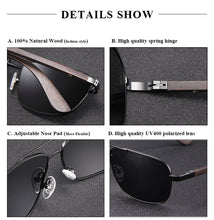Load image into Gallery viewer, The Hero Polarized Sunglasses for Men UV400 Sports Sun Glasses Shades