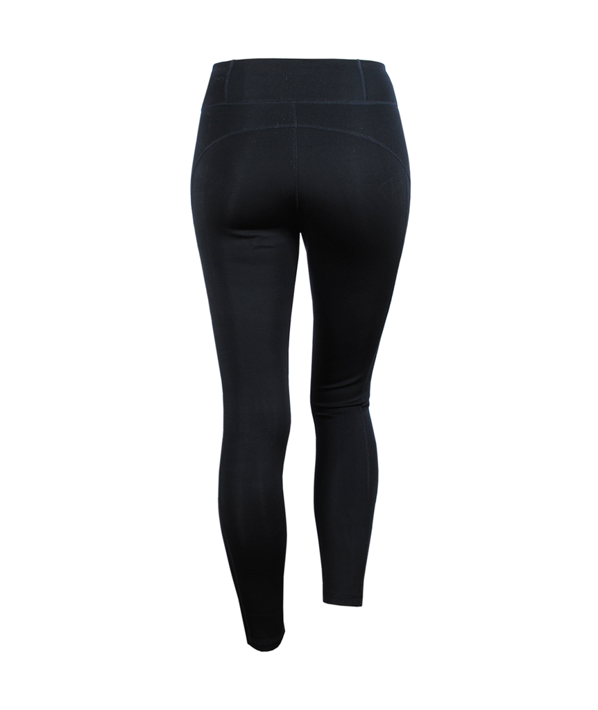 Legging Highwaist Love | schwarz