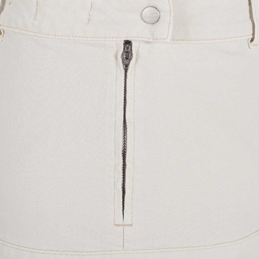 Jeansrock Agnes | offwhite