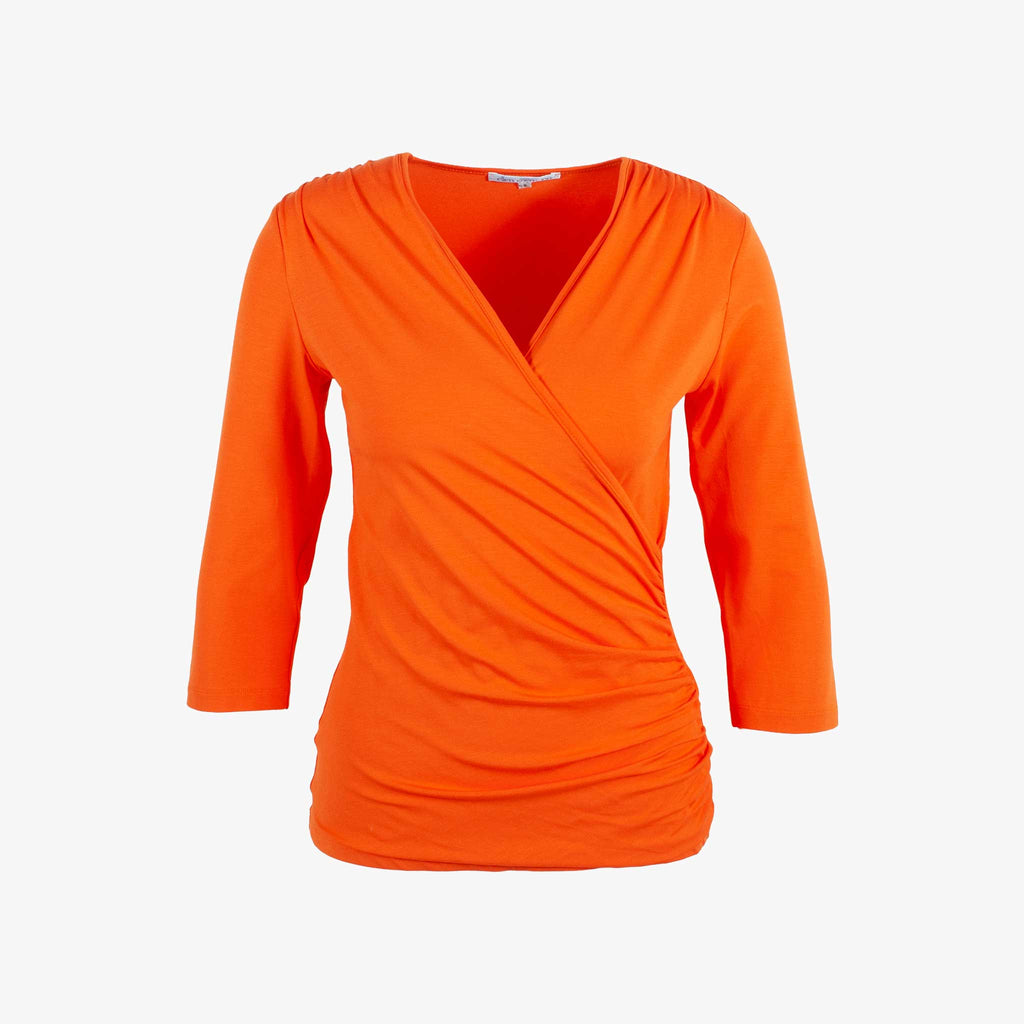 Wickelshirt Vio | orange