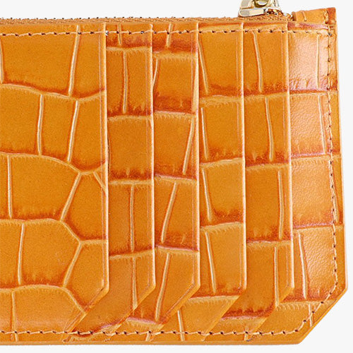 Card Holder (apricot, 1-size) | apricot