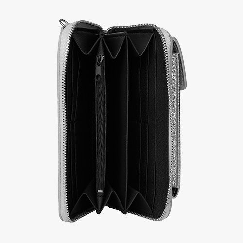 City Wallet | silber