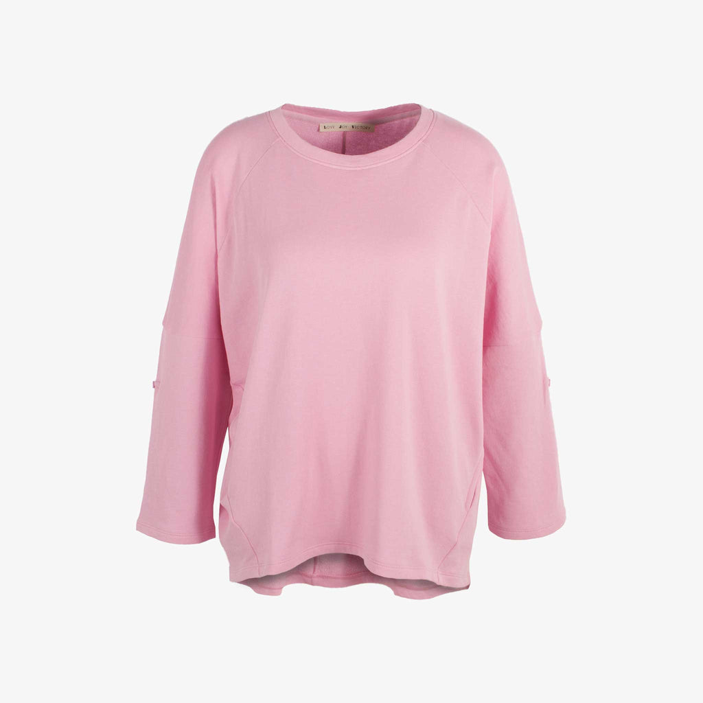 Sweater Favourite | rosa