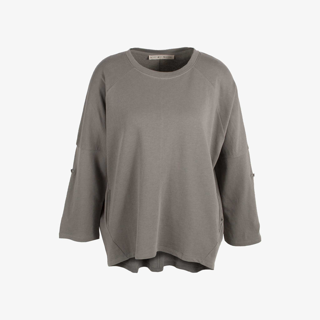 Sweater Favourite | taupe