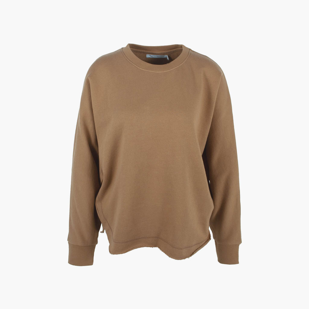 Sweater Uni | braun