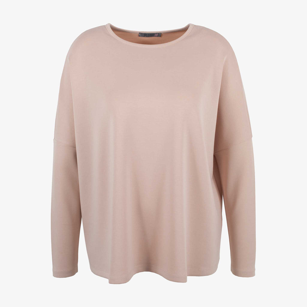 1/1 RH-Shirt oversized, Vorderansicht | rose