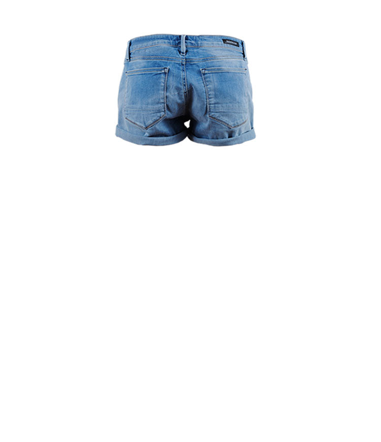 Edge Short | denim