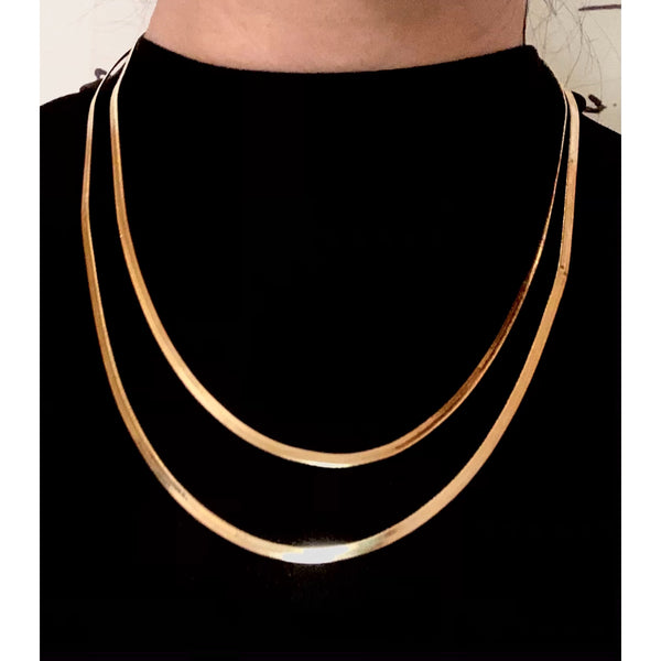 Judy Gold Necklace