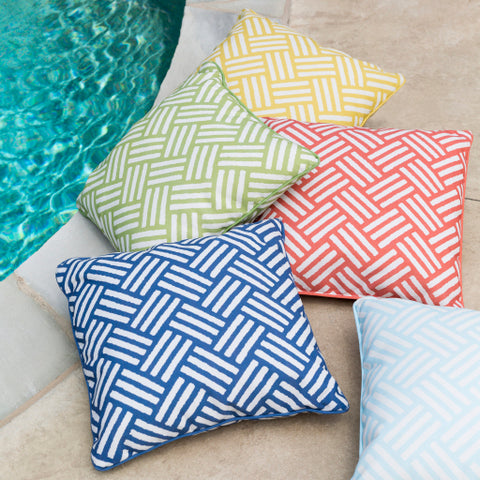 Durable and Stylish Outdoor Throw Pillows