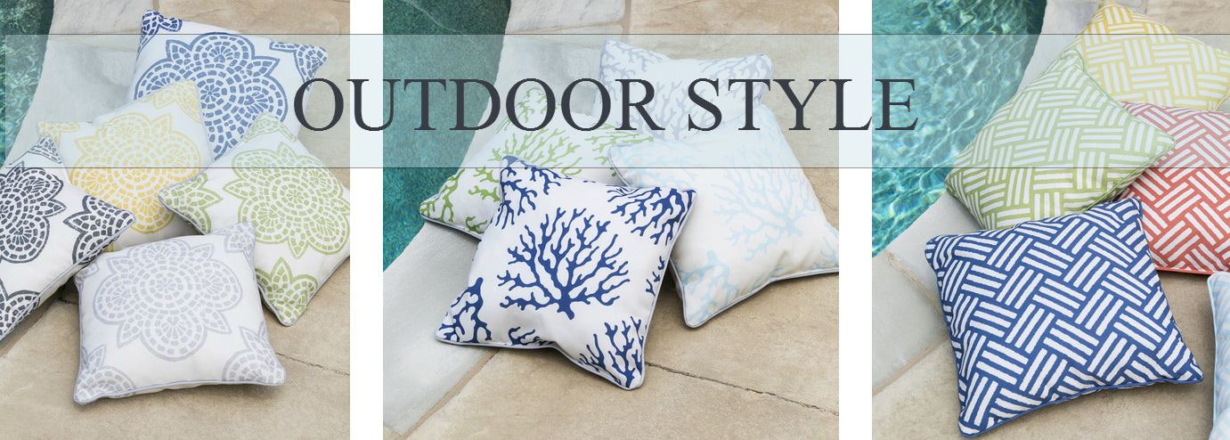 Perfect Accent Throw Pillows For Outdoor Patio Decor