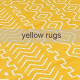 yellow-area-rugs