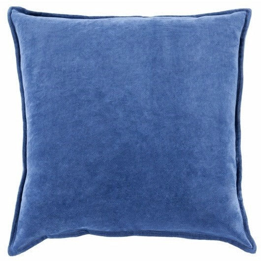 solid-blue-velvet-pillow