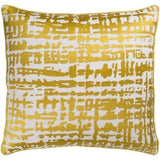contemporary-gold-throw-pillow