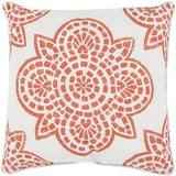 block-print-orange-outdoor-pillows