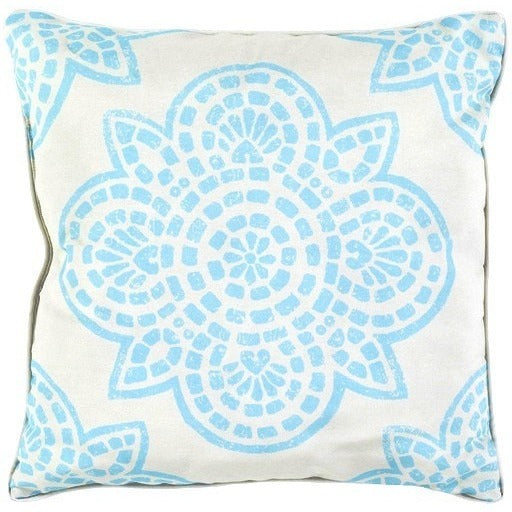 turquoise-outdoor-throw-pillow-arabesque-design