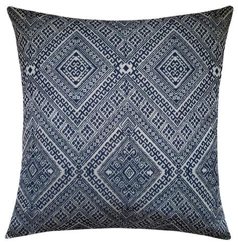 blue-aztec-pattern-throw-pillow