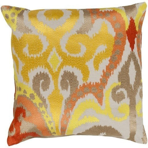 bright-yellow-ikat-pillow