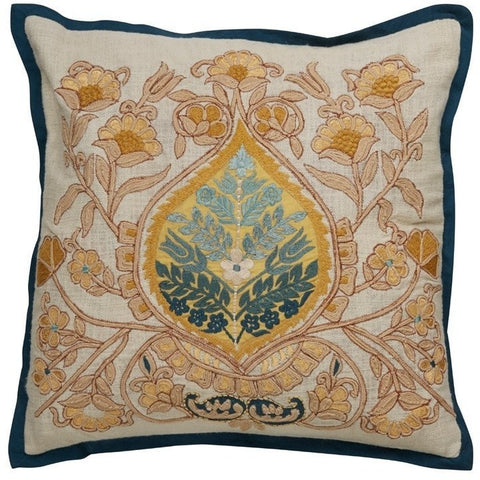gold-embroidered-throw-pillows