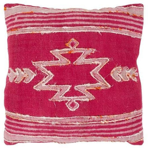 unusual-hot-pink-accent-pillows