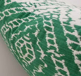 designer-fabric-green-throw-pillows