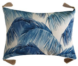 tropical-style-blue-outdoor-pillow