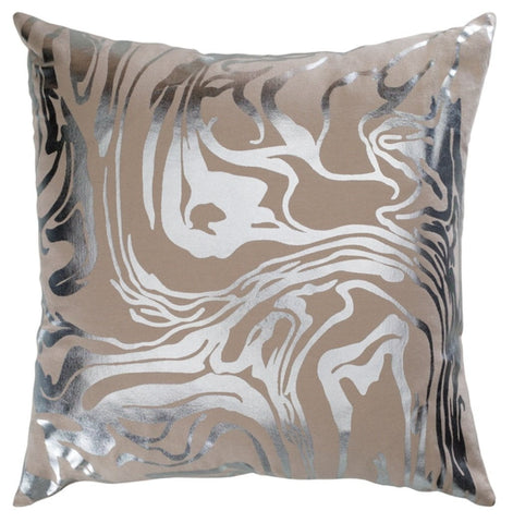 silver-home-decor-accent-pillow
