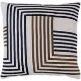 elegant-navy-and-brown-pillows