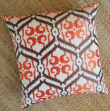 orange-throw-pillow-covers