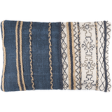 tribal-stripe-navy-and-white-accent-pillow