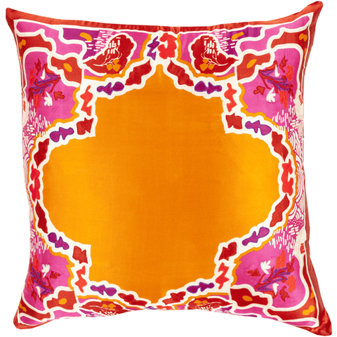 orange-silk-pillows